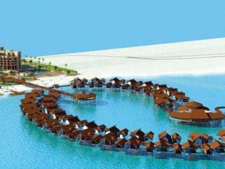 The first incredible luxury marine hotel resort in the north west of Island