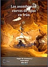 Cuevas de agua de Irán