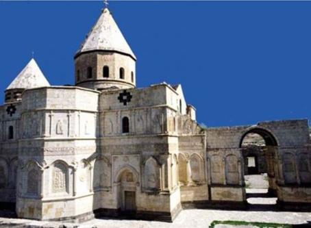 Monumentos históricos y naturales de Irán, declarados patrimonio de la humanidad por la Unesco.
