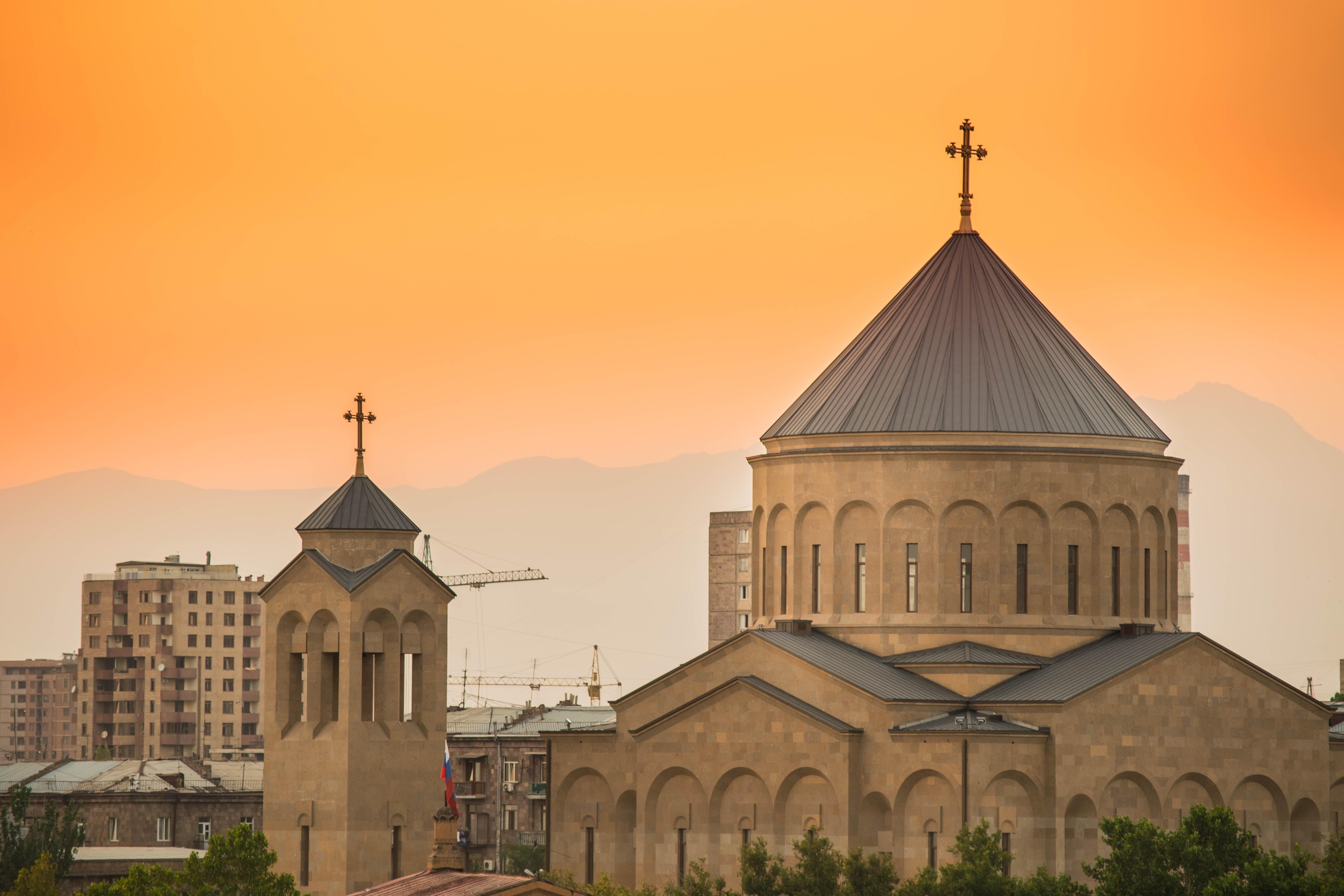 Arabkir Curch Armenia