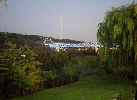 Lugares que debes visitar en Teherán