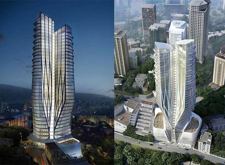 Hotel Feresteh by designer & architect Zaha Hadid
