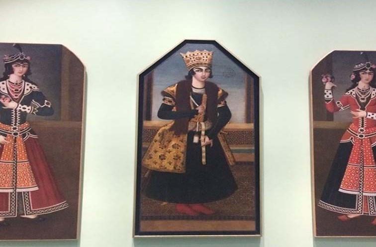 Vestimenta y moda en época Qajar-Irán