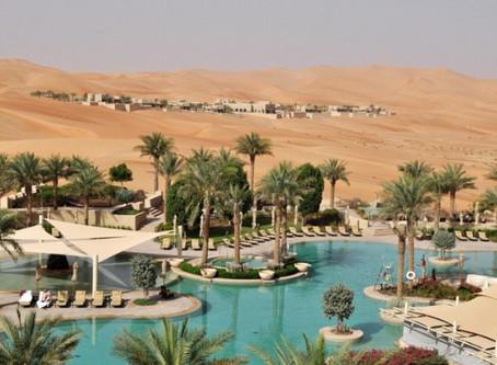 10 mejores hoteles de desierto en el mundo