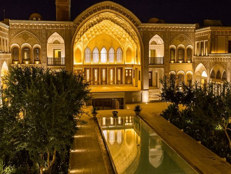 Ameri House in Kashan wins TripAdvisor 2016 award