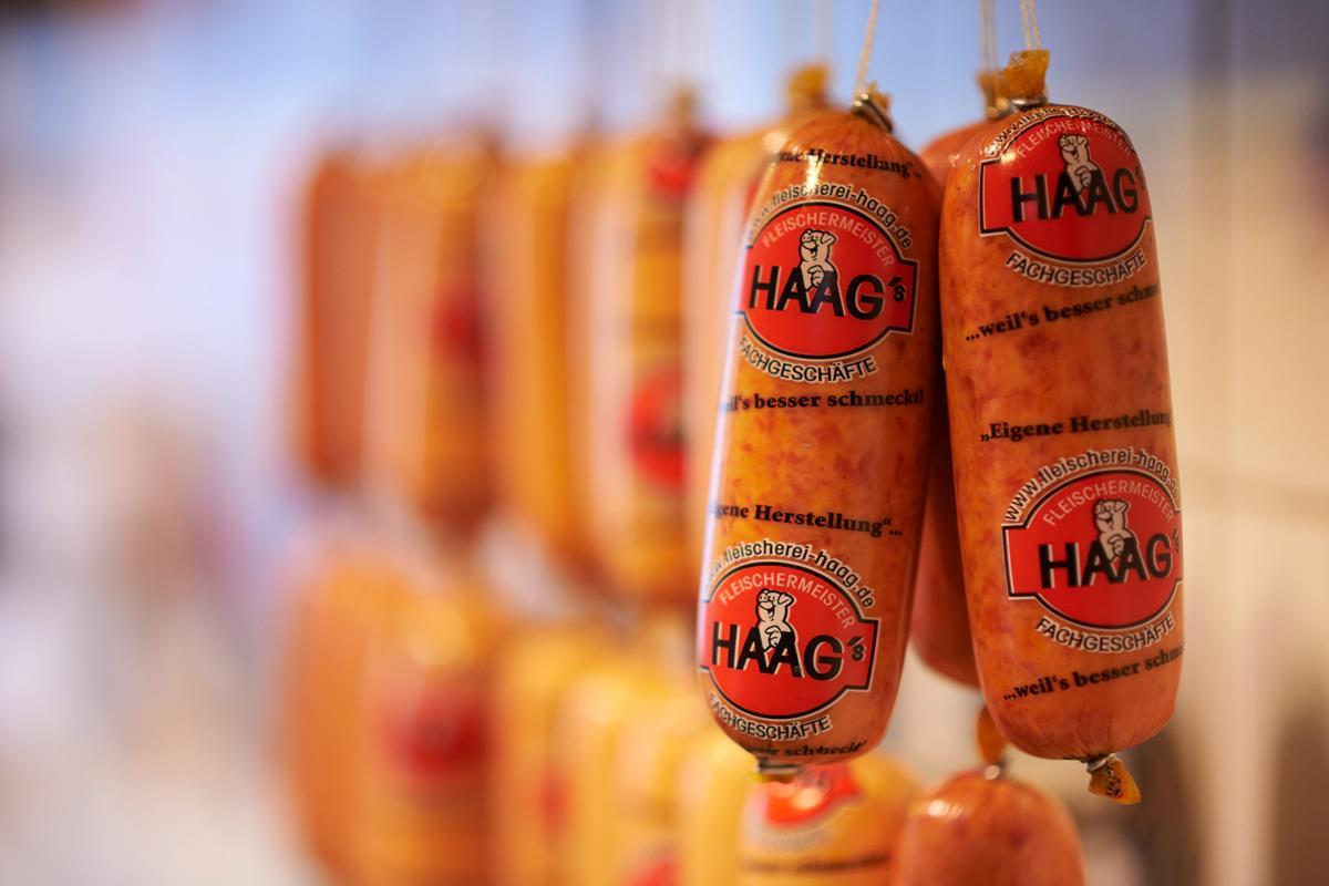 Fleischerei Haag 1