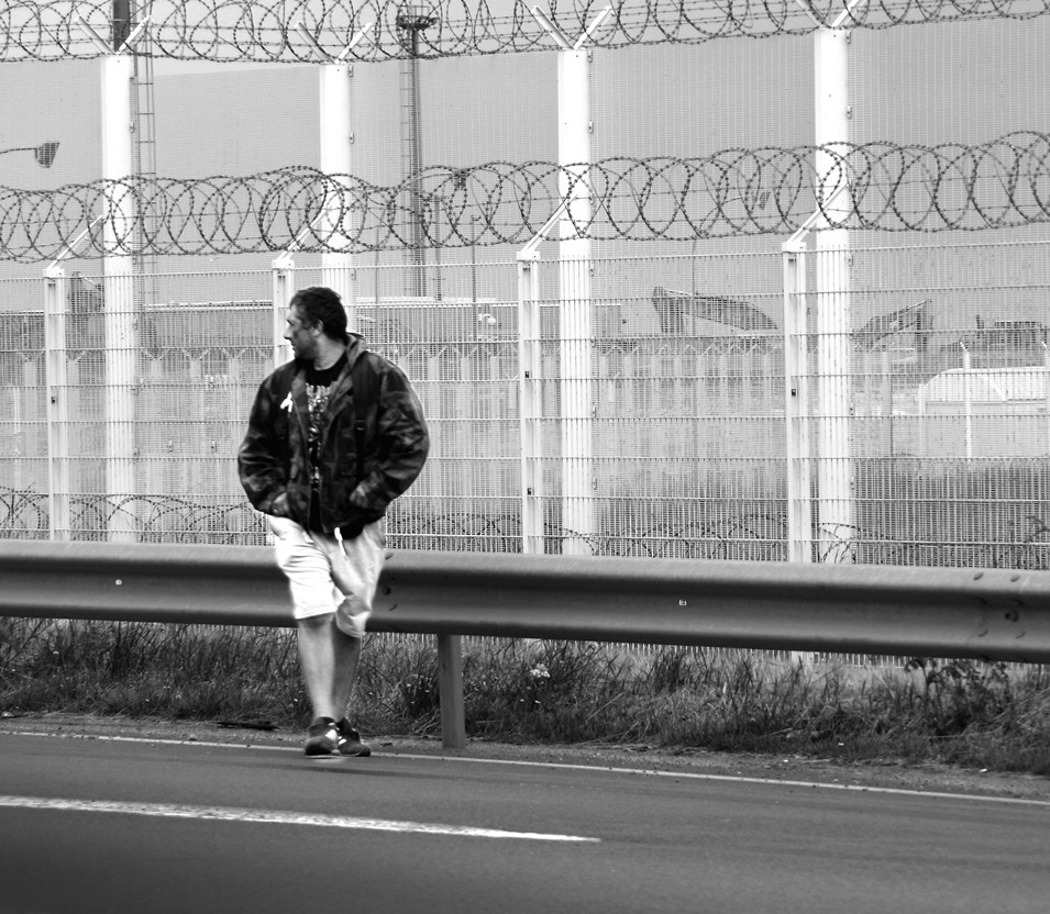 New Fence Stems Migrant Flow at Calais