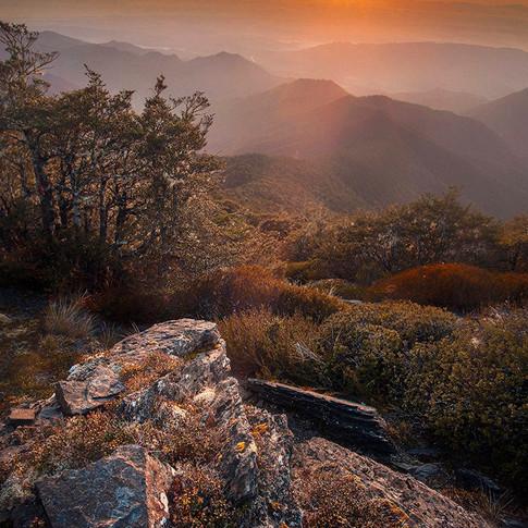 Sunrise from Lodestone