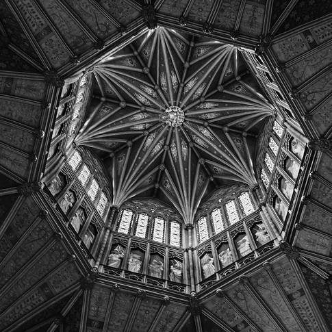 Ely Cathedral Cupola