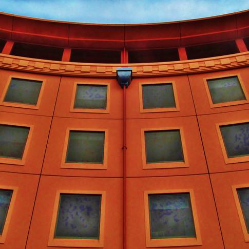 Building - Wellington Civic Square