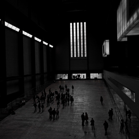 Milling About in the Tate Modern