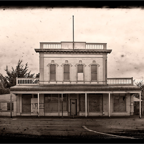 The Cox Building, Featherston