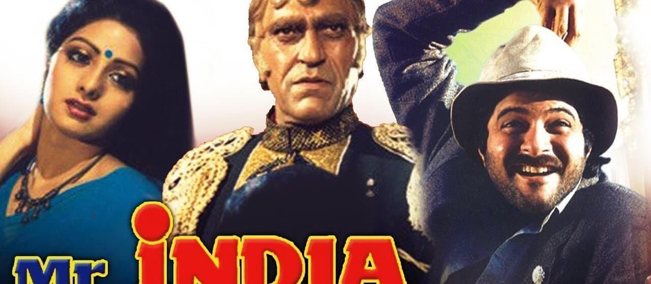 25 Mr.India fun Facts and Trivia