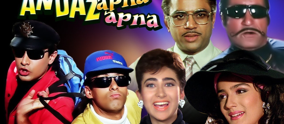 47 Andaz Apna Apna Fun Fact and Trivia
