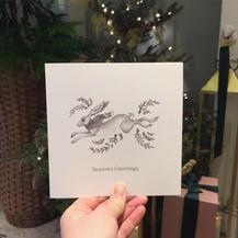 Christmas Card for Kildare Village