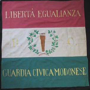 Guardia Civica Modenese, 1797