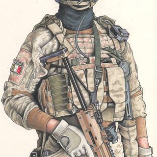 Afghanistan 2012. Forze Speciali