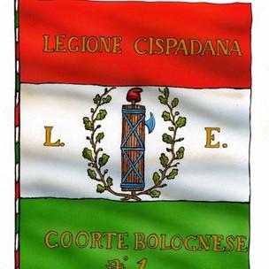 Bandiera della Legione Italiana, 1796