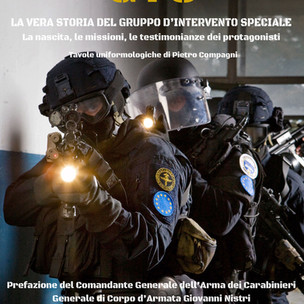 Libri: è uscito GIS la vera storia del gruppo d'intervento speciale