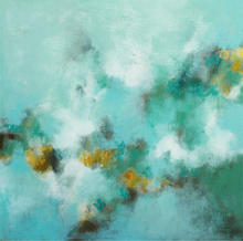 Tease Me With Teal ~ 48x48