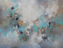 Softly Into The Night~ 48x36