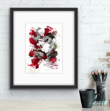 Crimson Fire paper series ~ #1