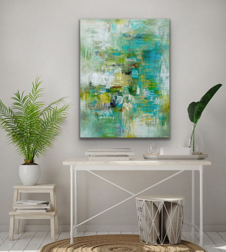 Lily of the Valley ~ 30x40