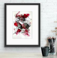 Crimson Fire paper series ~ #2