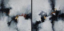 A Touch Of Gold,1&2 ~ 24x24