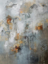 Hints of Rome ~ 48x36