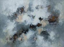 Smoke Rises ~ 40x30