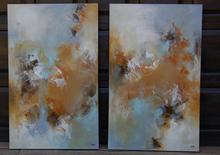 Key Largo & Key West panels ~ 30x48
