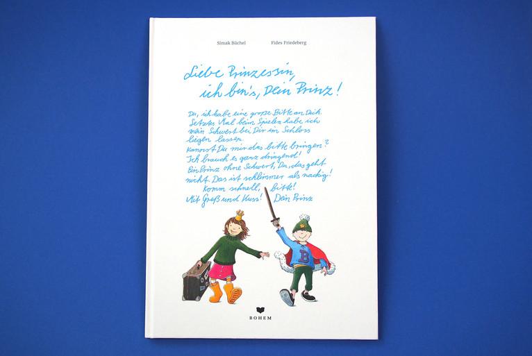 Fides Friedeberg Prinzessin Illustration