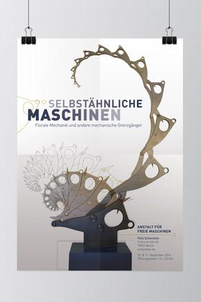 Fides Friedeberg graphic design poster.j