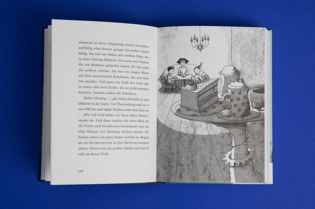 Fides Friedeberg Illustration book bogum