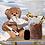 Thumbnail: Pastilles au miel 200g