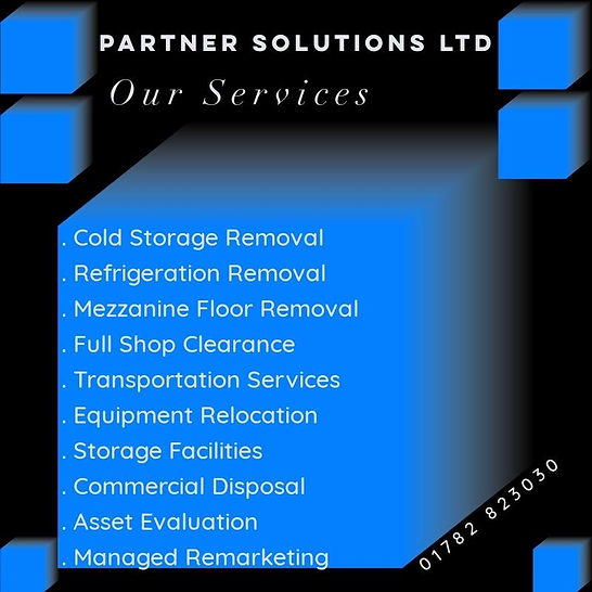 Partner Solutions Ltd Our Services