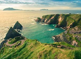 Ring of Dingle Peninsula Kerry Ireland D