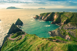 Ring of Dingle Peninsula Kerry Ireland D