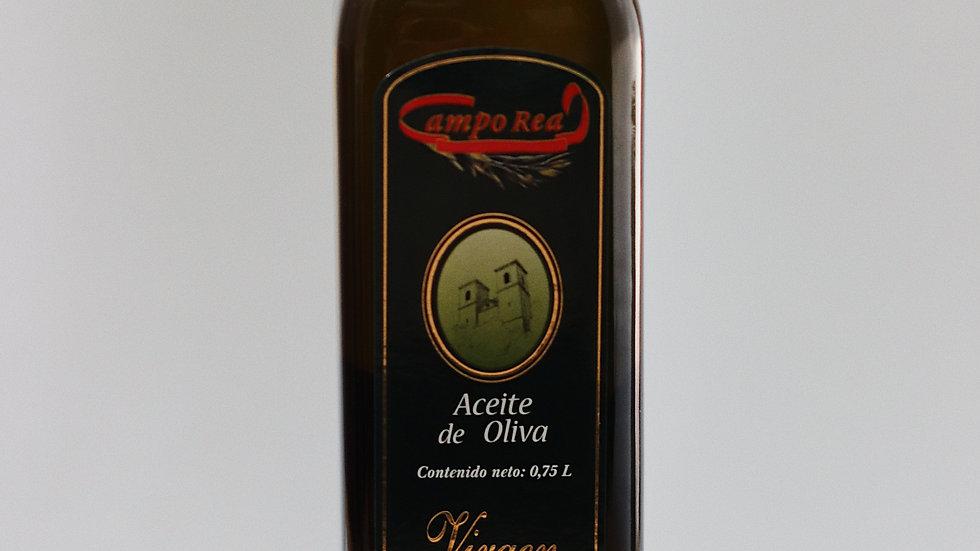 Caja de 15 unidades de 0,75 L de Aceite de Oliva Virgen Extra