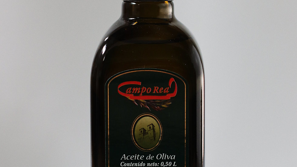 Caja de 16 unidades de 0,5 L de Aceite de Oliva Virgen Extra
