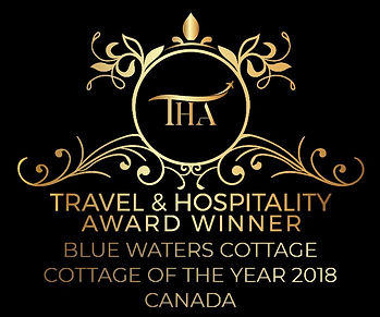 TravelHospitality Award 2018 - Blue Waters Cott