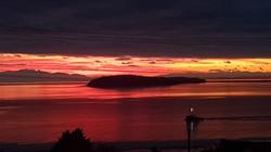 Tug at Sunset