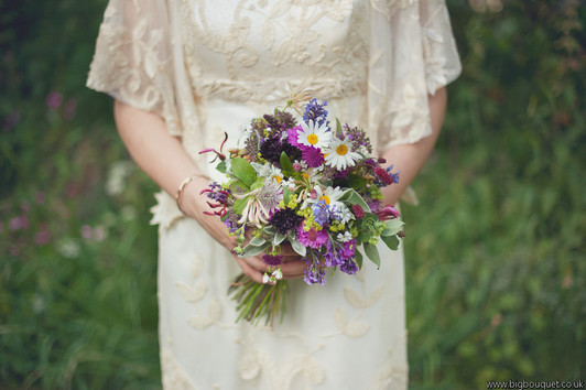 Big Bouquet photography