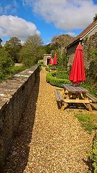 Sun Terrace Walled Garden at Mells