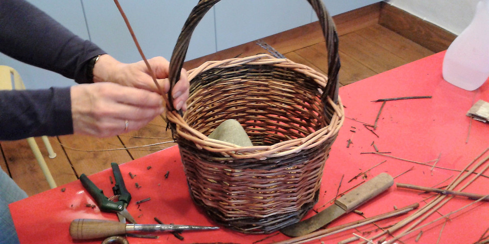 Basketry Course - June 16th 2018