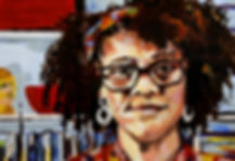 Bernardine Evaisto_ SKY Portrait of the