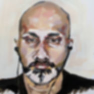 I painted with 'Portrait Artist of the w