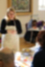 sheryll in art class.JPG
