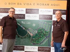 CONHEÇA O NOVO E ARROJADO BOURBON RESIDENCIAL